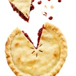 Cherry Pie Sliced
